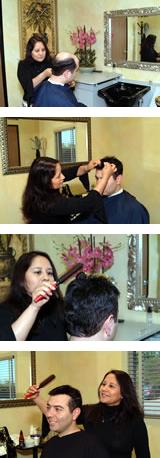 Millennium Men's Hair Service